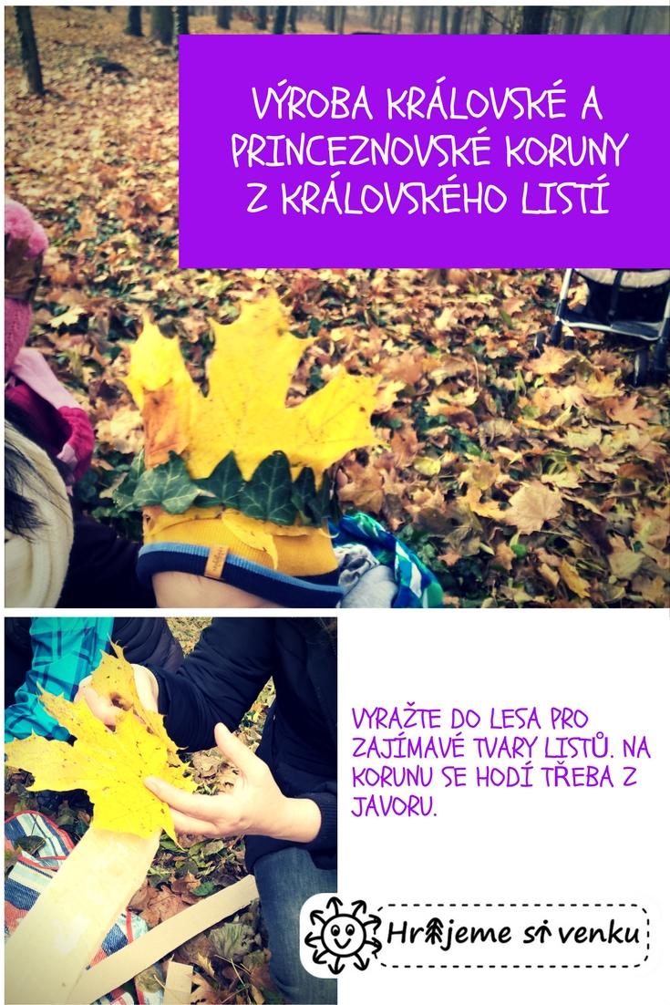 koruna_z_listi